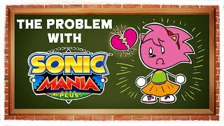 The Problem With Sonic Mania Plus