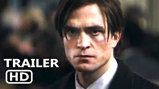 THE BATMAN Trailer (2021) Robert Pattinson Movie