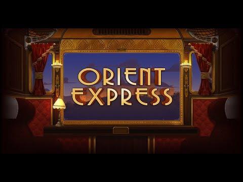 Orient Express, la nuova slot online di Yggdrasil