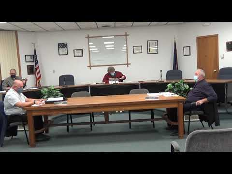 Rouses Point Village Board Meeting 11-16-20