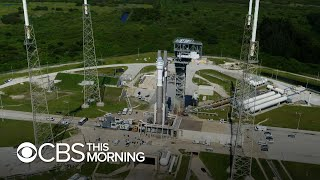 """Boeing faces test with """"Starliner"""" do-over launch to the International Space Station"""
