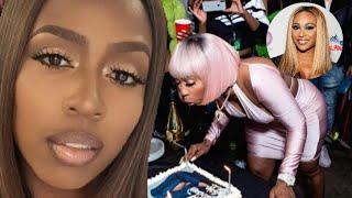 Kash Doll CAUGHT LYING ABOUT HER REAL AGE | Nene Calls Cynthia Bailey Sneaky + More!
