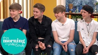 Britain's Got Talent: Chapter 13 on Their Golden Buzzer Performance | This Morning