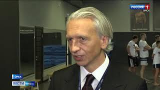 Председатель правления «Газпром нефти» Александр Дюков обсудил развитие школы «Шторм» с ее основателем Александром Шлеменко