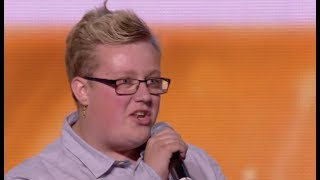 He Beats His Nerve and Blows Everyone Away | Boot Camp | The X Factor UK 2017