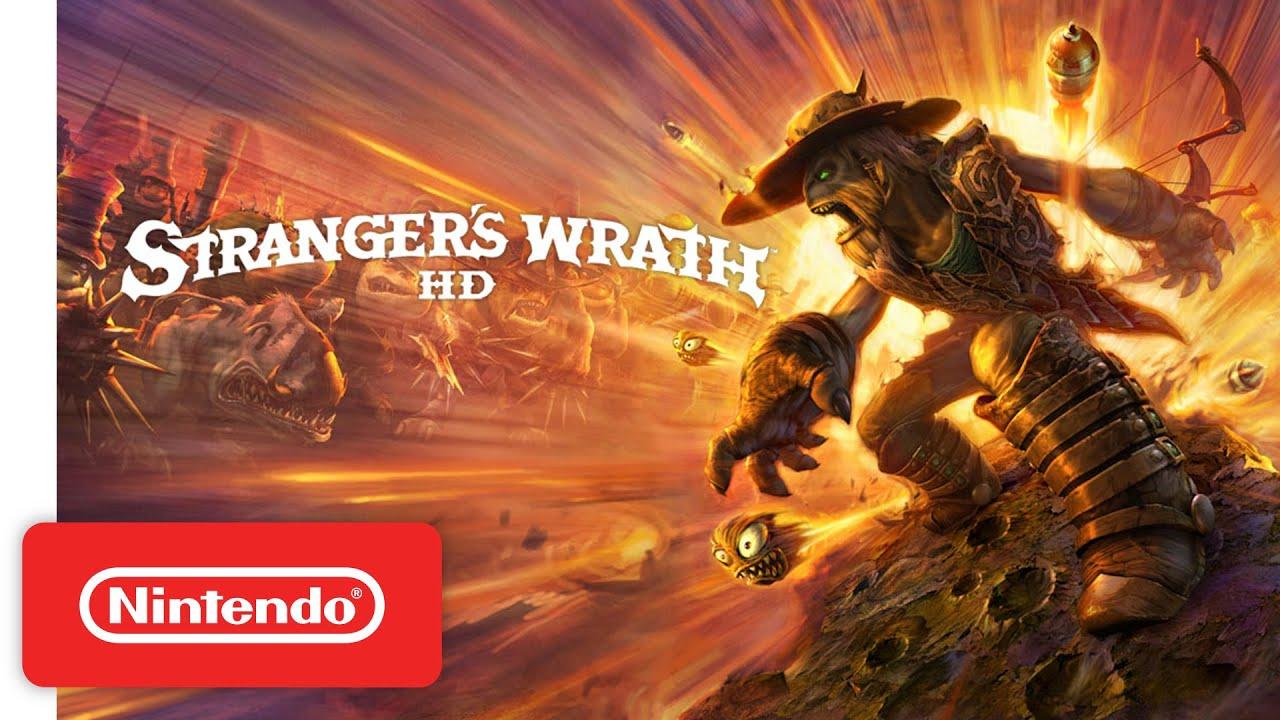 Oddworld: Stranger's Wrath HD - Announcement Trailer - Nintendo Switch