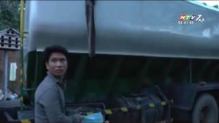 Bắt khẩn cấp 2 đối tượng rút ruột xe chở cám heo tại Đồng Nai
