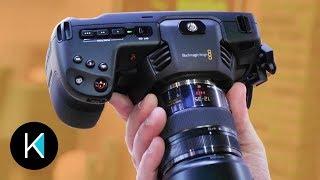 10 THINGS TO KNOW - Blackmagic Pocket Cinema Camera 4K!!