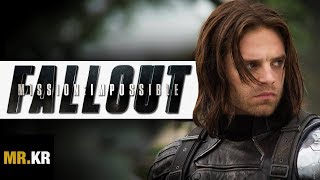 Captain America: The Winter Soldier - (Mission Impossible: Fallout Style)