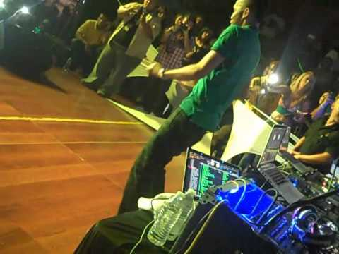 Baby Cham Live @ Costa Rica #lawlessarmy @ Morefire (Full Concert) 2014