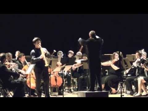 Rachmaninoff Vocalise Op.34 No.14 for soprano saxophone and orchestra