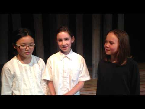 Kids Talking About Berkeley Playhouse