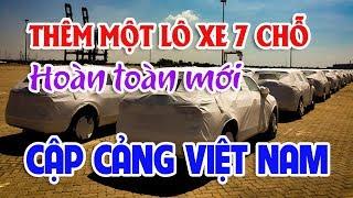Thêm một lô xe 7 chỗ hoàn toàn mới về Việt Nam | THACO sắp khánh thành nhà máy Mazda công xuất lớn