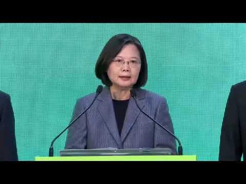 Tsai Ing-wen wins Taiwan election in stinging rebuke to China