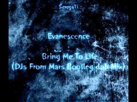 Evanescence - Bring Me To Life DJs From Mars Bootleg Club Mix.wmv