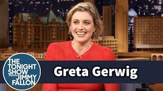 Greta Gerwig Made Up a Teenage Mutant Ninja Turtles Theme Song