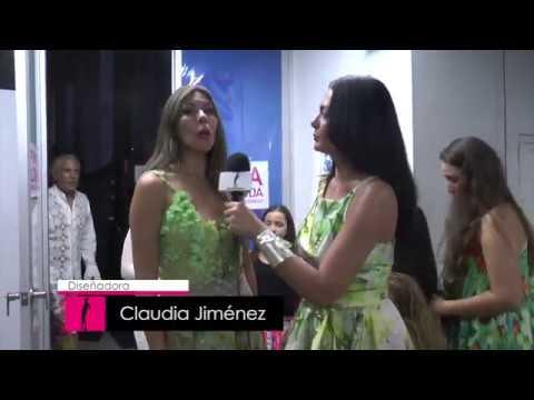 Entrevista Claudia Jiménez  - Neiva Expo Moda 2017