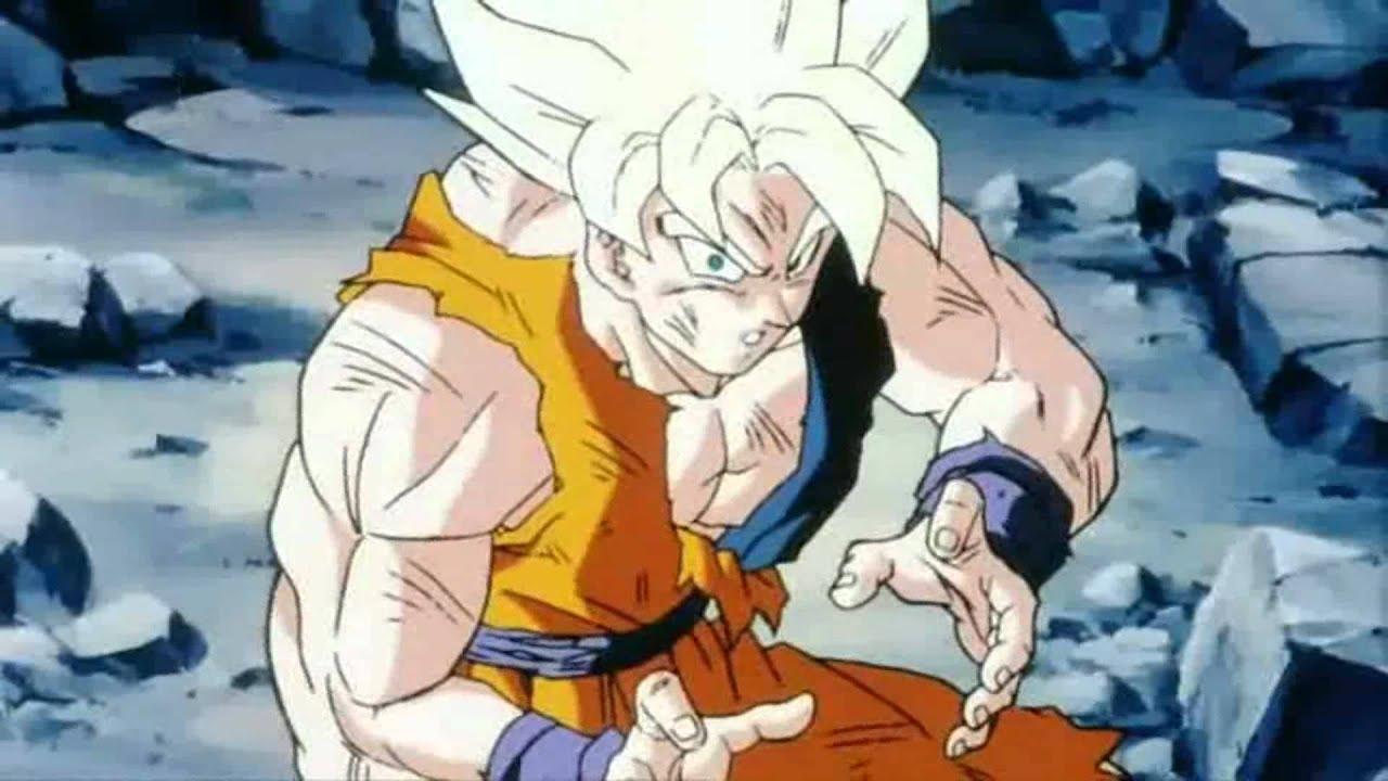 Z Fighters Goku vs Broly Full Fight[Batalla Completa] - 55 ...