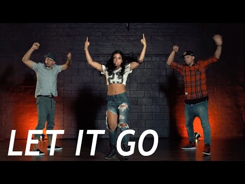 LET IT GO | @MattSteffanina Choreography | #EastLosHigh (@ChoSneed)