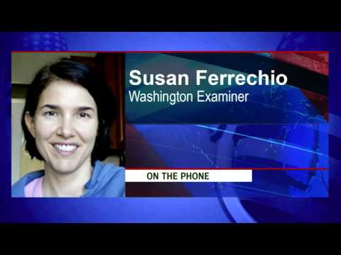 Susan Ferrechio -Chief Congressional Correspondent For The Washington Examiner - Smashpipe News