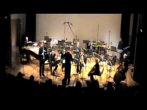 "Rob Buckland - Saxophone Soloist - Jennifer Watson's ""REFLECTIONS"""