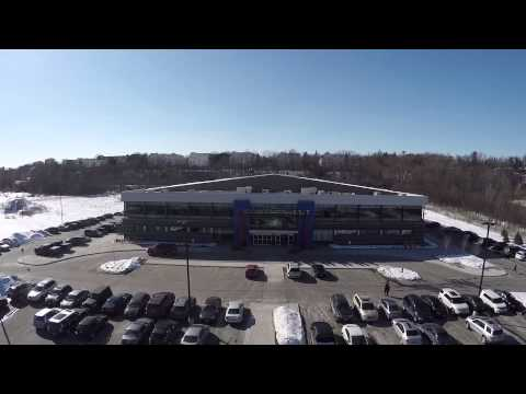 Toronto Rock Practice Facility - Oakville, Ontario