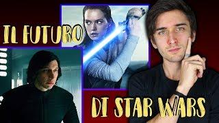 STAR WARS: COSA ACCADRA' DOPO GLI ULTIMI JEDI? ft. Tepick   Lorenzo Signore