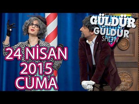 Güldür Güldür Show (72.Bölüm YENİ) | 24 Nisan Son Bölüm 720p HD Tek Parça İzle