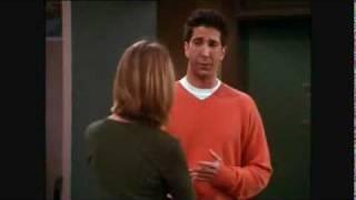Friends - Ross and Ben pulling a prank on Rachel (season 7 episode 16)