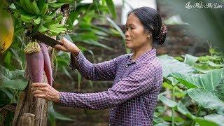 Nộm hoa chuối đúng vị quê hương xem là nhớ nhà (Banana Flower) - Ẩm Thực Mẹ Làm
