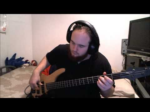 Candlebox - Far Behind bass cover