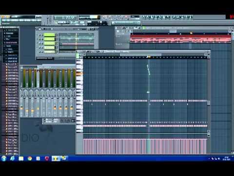 ГрОб - На Наших Глазах Кавер Во FL studio 10