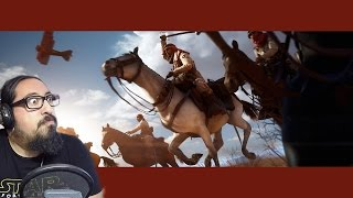Battlefield 1 Official Gamescom Gameplay Trailer REACTION