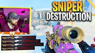 This Sniper is AMAZING now... (DESTROYING on BO4)