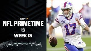 NFL Primetime Highlights - 2020 Week 15