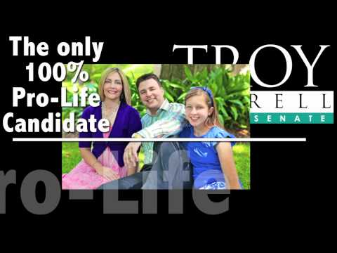 Troy Terrell For Louisiana State Senate - Pro Life