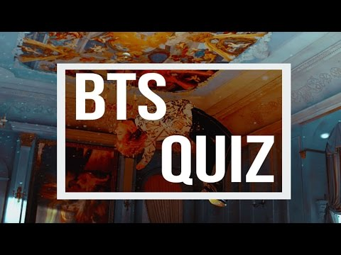 Are you a true ARMY?    BTS QUIZ