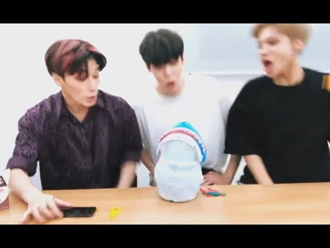 ATEEZ 99' line being A MESS (ft. KOREAN BIG MINION)