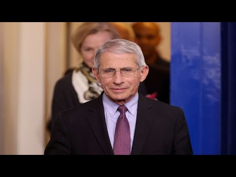 Data from remdesivir coronavirus drug trial shows 'quite good news': Dr. Anthony Fauci
