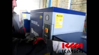 Компания КРАФТМАРКЕТ24 производит запуск компрессора Ceccato CSM20DX