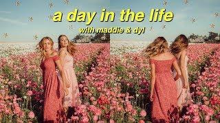 Day In the Life! (ft. Maddie Ziegler & Dylan)!   Summer Mckeen