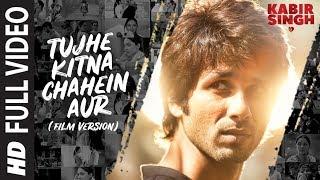 Tujhe Kitna Chahein Aur – Mithoon – Kabir Singh