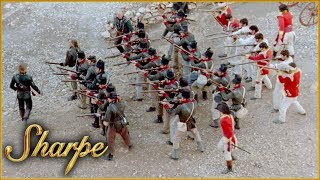 Sharpe Annihilates The French's Attack | Sharpe