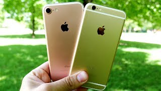 Should I Buy iPhone 7 or iPhone 6S?