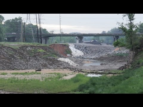 CAROLINA MONEY | Columbia Canal 6 Months After the Flood