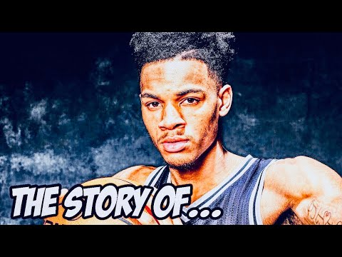 The Inspiring Story Of Dejounte Murray- The FORGOTTEN Player On The SPURS!