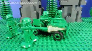 LEGO Toy Story Army Men on Patrol 7595.