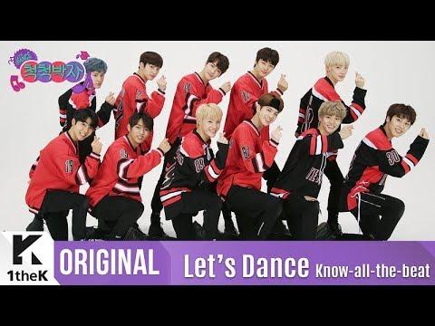 Let's Dance(렛츠댄스): THE BOYZ(더보이즈) _ Giddy Up