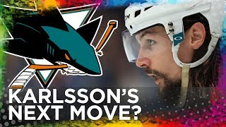 Will Erik Karlsson stay in San Jose?