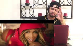 Jennifer Lopez & Bad Bunny - Te Guste (Official Music Video) *REACCION*